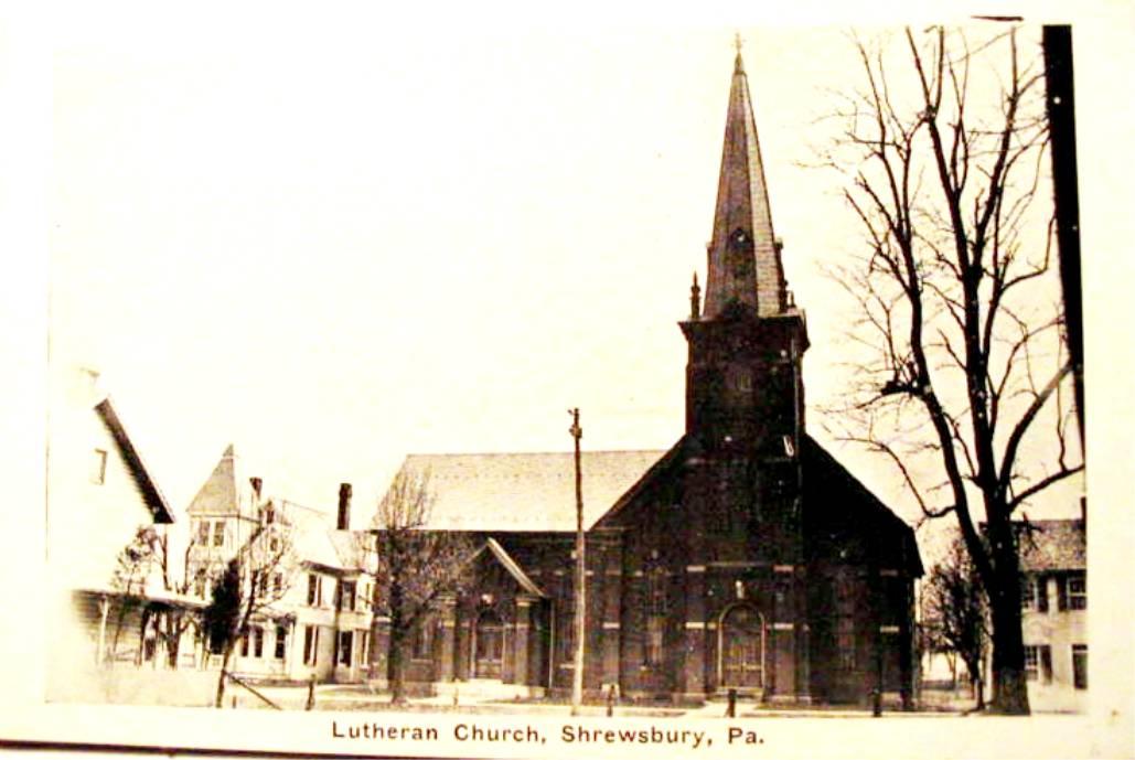 4 Christ Lutheran Church Shrewsbury PA